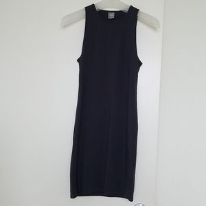Aritzia Tna Dark Gray Dress